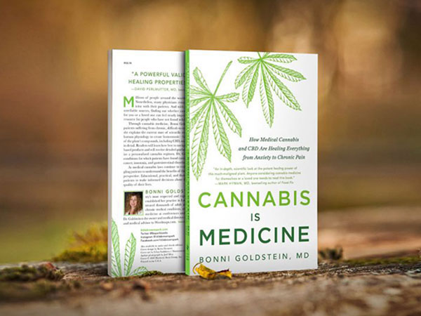Cannabis is Medicine Bonni Goldstein, MD