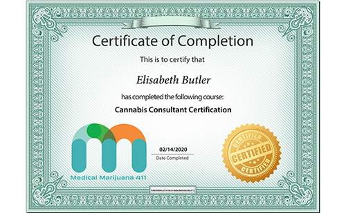 Medical Marijuana 411: Cannabis Consultant Certification